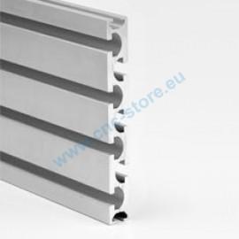 22,5x180 c.10 profilo in alluminio