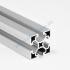 45x45 c.10 profilo in alluminio leggero