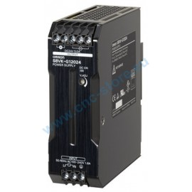 Alimentatore switching 100-240vac/24dc 5 a