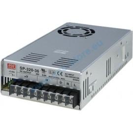 Alimentatore switching 88-264vac/24vdc 8.4a 200 watt