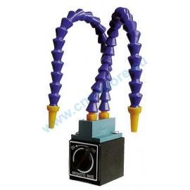 KMS2 base magnatica con tubo snodato