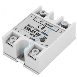 Solid state relais SSR-25