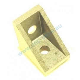 Squadra di fissaggio 25x40 alluminio
